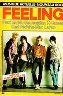 Feeling N° 5 : Patti Smith, Generation X, Queen, Carl Perkins, Mac Laren - Musique