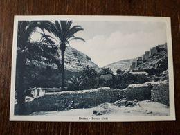 L9/48 LYBIE ( LIBIA ) . Derna. Lungo Uadi - Libya
