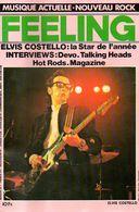 Feeling N° 7 : Costello, Devo, Talking Heads, Magazine - Music