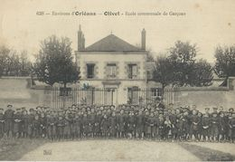 Olivet  Environs D'Orleans  Ecole De Garçons - Frankreich