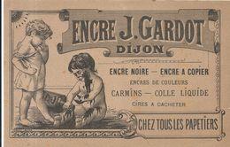 DIJON . ENCRE J GARDOT - Stationeries (flat Articles)
