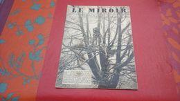 WW2 Le Miroir N°21 21 Janvier 1940 Les Exploits De La Royal Air Force, Guerre Russo Finlandaise,Seisme En Turquie - Magazines & Papers