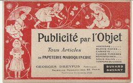 DREYFUS . PUBLICITE PAR L'OBJET - Papeterie