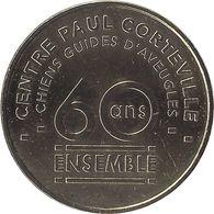 2012 MDP391 - RONCQ - Chiens Guides D'Aveugles / MONNAIE DE PARIS - Monnaie De Paris
