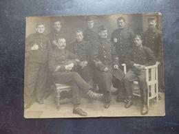 Militaria - Photo Carte Coupée -  Cellelager Hannover - Kriegsgefangenensendung. - Circulé - Format: 12/8.5cm - 2 Scans - Weltkrieg 1914-18