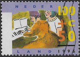 NVPH 1675 - 1996 - Zomerzegels - Pianospelen - Periodo 1980 - ... (Beatrix)