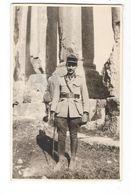 BAALBEK (Liban) Carte Photo Militaire Français Dans Les Ruines 4 Mai 1919 - Lebanon