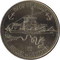 2013 MDP340 - ROUEN - Bacs De Seine (le Havre) / MONNAIE DE PARIS - Monnaie De Paris