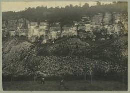 Ancienne Carrière ? Circa 1910 . - Lieux