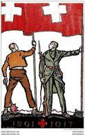 """162 - 30 - Entier Postal Neuf   """"Carte De La Fête Nationale 1917"""" - Stamped Stationery"""