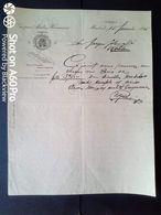 1905 MADRID X WOHLEN - GASPAR ABATI Y HERMANO, FABRICA SOMBREROS SE PAJA Y FIELTRO - España