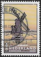 NVPH 3070 - 2013 - Nederlandse Molens - Spinnenkop Burgwerd - Periodo 2013-... (Willem-Alexander)