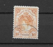 1905 USED Nederland NVPH 80 - Period 1891-1948 (Wilhelmina)