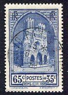 France N°399 Oblitéré, Qualité Superbe - France
