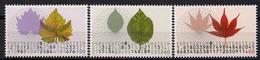 2013 Liechtenstein Mi. 1662-4 **MNH   Mathematik Und Natur - Liechtenstein