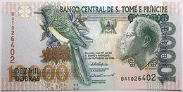 Sao Tome Et Principe - 10000 Dobras - 1996 - PICK 66a - NEUF - São Tomé U. Príncipe