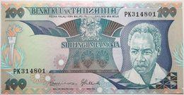 Tanzanie - 100 Shilingi - 1986 - PICK 14b - NEUF - Tanzanie