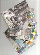 1 Lot De 6 Cartes, Les Voyages Extraordinaires De Jules VERNE, N° Y&T 3789 à 3794_ NANTES 2005 - 2000-2009