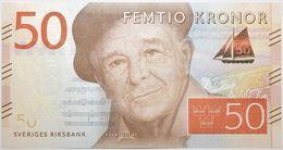 Suède - 50 Kronor - 2014 - PICK 70a - NEUF - Suède