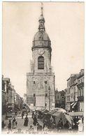 Amiens / Le Beffroi Un Jour De Marché  / Ed. LL - Amiens
