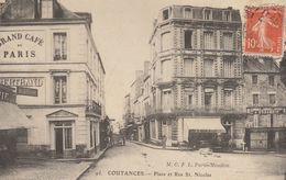 50 : Coutances ///   Juin   20    ///  Ref.  11.674 - Coutances