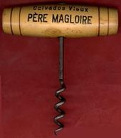 ** TIRE - BOUCHON  CALVADOS  VIEUX  -  PERE  MAGLOIRE ** - Apri-bottiglie/levacapsule
