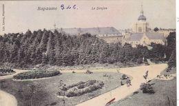 62. BAPAUME.  CPA COLORISEE  .LE DONJON - Bapaume