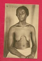 C.P.  Bangala =  Une  Femme  Tatouée De Race Bangala - Kinshasa - Leopoldville