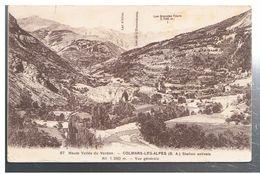 CPA-04-1936-COLMARS-les-ALPES-HAUTE VALLEE DU VERDON-VUE GENERALE- - Autres Communes