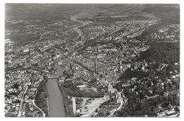 8300  LANDSHUT  -  LUFTAUFNAHME  1960 - Landshut
