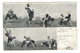 CL313 - SPORT LA LOTTA ALTEROCCA TERNI 1902 - Wrestling
