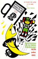 Maubeuge  Kermesse De La Bière Du 12 Au 23 Juillet 1972 - Colecciones