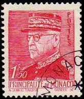 Monaco Obl. N°  229 Prince Louis II - Oblitérés