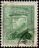 Monaco Obl. N°  228 Prince Louis II - Oblitérés