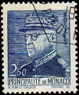 Monaco Obl. N°  232 - Prince Louis II - Oblitérés