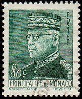 Monaco Obl. N°  226 - Prince Louis II - Oblitérés
