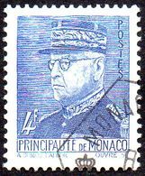 Monaco Obl. N°  233 Prince Louis II - Oblitérés