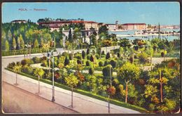 CROATIA - PULA   POLA  - Edit  G.C. Pola - 1913 No Travel - Kroatië