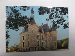 Le Chateau De Bois Lambert - Moutiers Les Mauxfaits