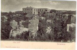 SIRACUSA VILLA POLITI - Siracusa