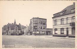 Lombardsijde, Gemeentehuis - Post (pk70132) - Westende