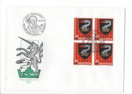 26053 - Tag Der Briefmarke  Pro Juventute  Rorschach 01.12.1979 - Pro Juventute