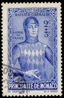 Monaco Obl. N°  234 - Rainier 1, Premier Grimaldi - Oblitérés