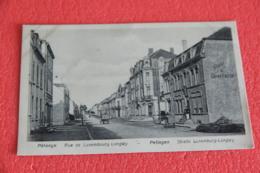 Luxembourg Petange Petingen Rue De Luxembourg Longwy NV - Ansichtskarten