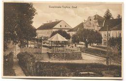 VARAŽDINSKE TOPLICE - CROATIA, Year 1933 - Croatia