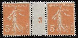 France N°158** Millésime 3, Cote 26€ - Millesimes
