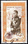Monaco Obl. N°  339 - Avénement Du Prince Raignier III - Le 50cts - Monaco