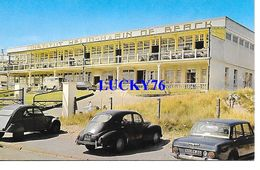 Berck Sur Mer L'institut Helio Marin Voitures Anciennes Simca 1300, 2 Cv Citroen, Peugeot 203 - Berck