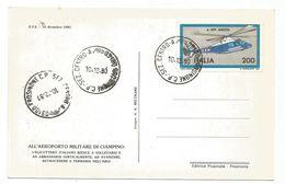 XW 2389 Aeroporto Militare Di Ciampino - Elicottero Italiano - Copia Della Copertina Del Corriere Della Sera - Helicopters