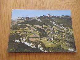 HAUTE SAVOIE - CHEVENOZ - N°451-61 - Colonies De Vacances EDF GDF - Circulé 1964 Cachet - Chevenoz
